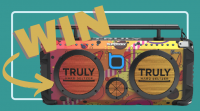Win A CUSTOM TRULY BUMPBOXX FLARE 8 2 WINNERS - Terrible Herbst
