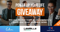 $2000+ Power Up Your Life Giveaway - May Busch & Associates Ltd