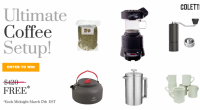 Ultimate Camping Coffee Setup - ColettiCoffee.com
