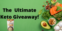 The Ultimate Keto Giveaway $2100 worth of prizes - JaziLupini