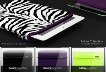 Sorteio de Kit com 3 Capas para iPad - Safara Collection da more-thing - www.more-thing.com.br