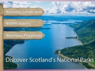Win a Break to Scotlands National Parks - gmagic.com