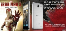 El Smartphone IDOL de IRON MAN 3 ALCATEL ONE TOUCH CHILE - www.alcatelonetouch.com