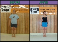 Healthy Loser $5000 Weight loss contest using any strategy.