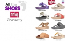 Win a free pair of FitFlops - www.alltheshoes.co.uk