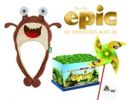 EPIC Movie Prize Pack 05/28 - therebelchick.com