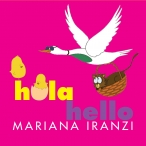 Hola Hello CD from Mariana Iranzi - anationofmoms.com