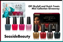 Two OPI Mini Collection Giveaway - giveawaymonkey.blogspot.com