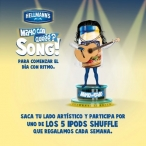 Concurso I Like Food #HellmannsSong - www.hellmanns.cl