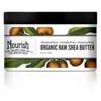 Enter to win 1 of 10 Nourish Organic Raw Shea Butters - nourishorganic.com