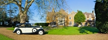 WIN - Countryhouse Getaway at Highgate House in Northamptonshire - www.confetti.co.uk