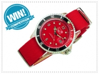 WIN a 3H Italia Oceandiver Watch!  - www.inoutmagazine.co.uk