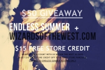 Wizards Of The West $50 Gift Card Giveaway - endles-s-summer.blogspot.com
