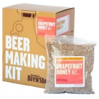 Grapefruit Honey Ale Home Brewing Kit - www.newyorkminutemag.com