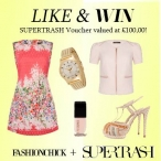 Win £100 Supertrash Shopping Voucher - Fashionchick.co.uk
