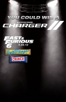 Butterfinger Fast & Furious Giveaway - Win A Dodge Charger - www.butterfinger.com