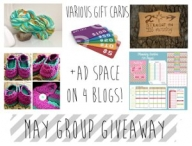 My So-Called Chaos: May Group Giveaway