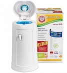 Baby Recs - Munchkin and Arm & Hammer Diaper Pail Giveaway