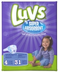 Sonyas Happenings... Luvs Diapers Giveaway