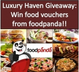 Vesak Day Giveaway: Win Food Vouchers by foodpanda!!