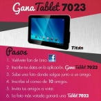 Linio Colombia GANA TABLET 7023 - www.linio.com.co