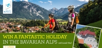 WIN A FANTASTIC HOLIDAY IN THE BAVARIAN ALPS - www.landsend.co.uk