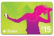 Win 1 of 10 iTunes £15 Gift Cards - topfox.co.uk