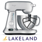 Win a Sage Heston Blumenthal stand mixer from Lakeland - uktv.co.uk