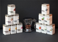 Win teas and a tea maker from Amanzi Tea - www.hot-dinners.com