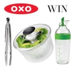 WIN - A set of summer salad tools courtesy of OXO worth £50 each - www.stylistahomes.co.uk