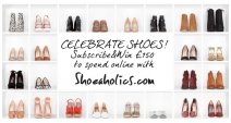 Win £150 to spend at shoeaholics.com - www.fashionchick.co.uk