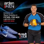 Fútbol For Men - www.futbolformen.com