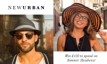Win £100 to spend on summer headwear at New Urban Hats - www.companzee.co.uk