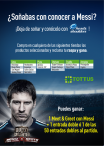 ¿Quieres conocer a Lionel Messi?  - Head and Shoulders LA