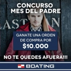 Promo Mes Del Padre - www.boating.com.ar