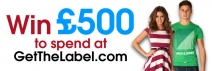 Win £500 To Spend At GetTheLabel.com