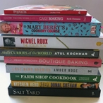Win a bundle of fantastic cookbooks - uktv.co.uk