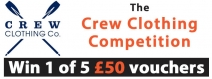 Crew Clothing Competition  5 x £50 vouchers - www.fashionperks.co.uk