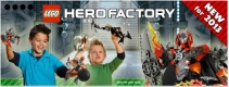 Win a Family Ticket Lego Hero Factory Day at Legoland Windsor  - www.chelseamamma.co.uk
