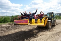 Win a family ticket to Diggerland! - www.whattodowiththekids.co.uk