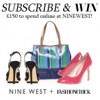 Fashionchick - Win £150 to spend online at NineWest.co.uk