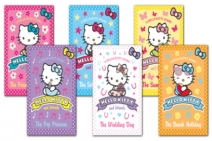 Win Hello Kitty And Friends Books - www.femalefirst.co.uk