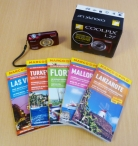 Win a Nikon Coolpix camera and Marco Polo guide of your choice  - www.foyles.co.uk