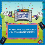 Sorteo Chocolate Sublime Piñata Sublime - www.nestle.com.pe/chocolatesublime