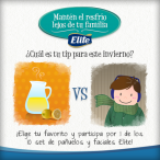 Concurso Elite Tips de Resfrio - www.elite.cl