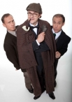 Win Tickets to see Ha Ha Holmes! The Hound of the Baskervilles starring Joe Pasquale - www.sixtyplusurfers.co.uk