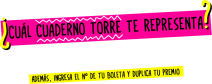 CONCURSO Back to school - www.torre.cl