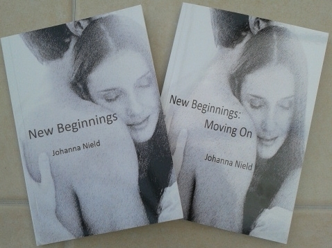 Win the first two books in the New Beginnings series by Johanna Nield - blazingminds.co.uk