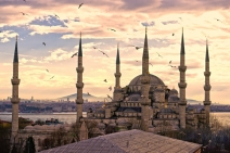 Win a 3 Night Cultural Break to Istanbul or Marrakech www.vam.ac.uk