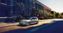 Win The New Golf. Its on the horizon. - www.volkswagen.co.uk